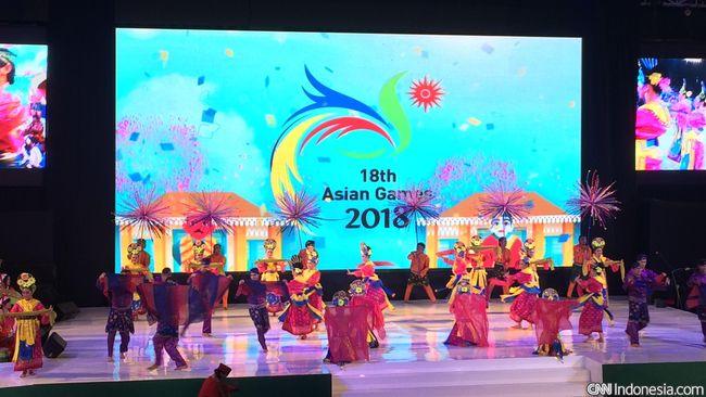 Burung cendrawasih dipilih sebagai logo Asian Games 2018 bukan hanya karena keindahan warnanya, namun juga karena memiliki makna lain.