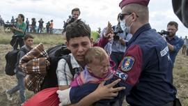 Polisi Perbatasan Uni Eropa Diduga Biarkan Penyiksaan Imigran