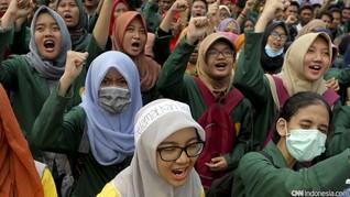 Efek Corona, Mahasiswa Tuntut Nadiem Ringankan Uang Kuliah