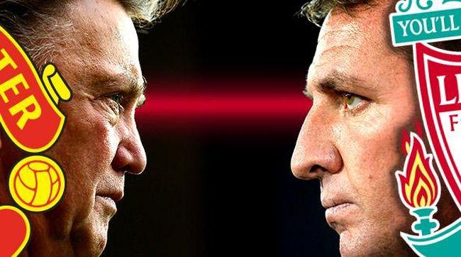 LIVE: Manchester United vs Liverpool