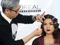 Perak Jadi Warna Rambut 2019 versi L'Oreal dan Vogue