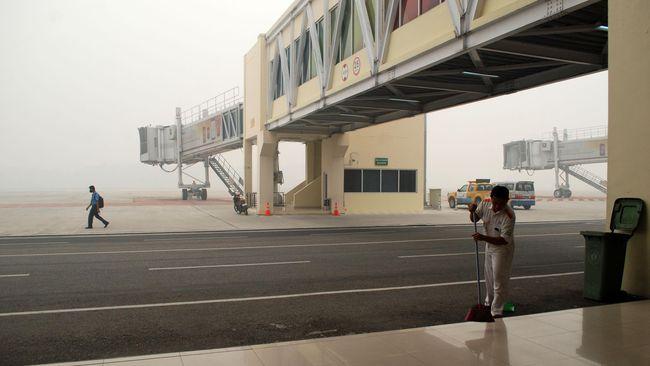 433 Penerbangan Dibatalkan Karena Harga Tiket Mahal