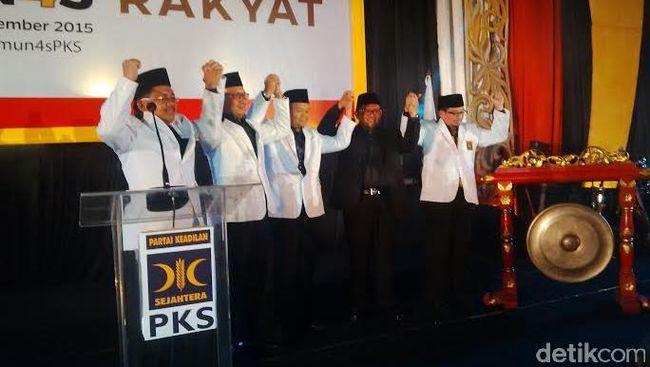 Wakil Sekjen PKS Mardani Ali Sera menampik adanya pembersihan orang-orang Anis Matta. Dia menyebut Fahri Hamzah tak masuk agar fokus di DPR.