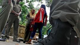 Polisi Syariat Amankan 19 Wanita Berbaju Ketat, Dicurigai PSK