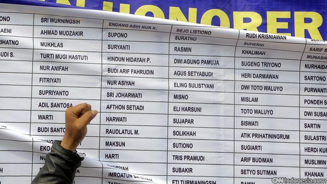 Kemendikbud Mendata Ulang Guru Honorer Di Seluruh Indonesia
