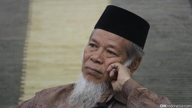 Abdullah Hehamahua Sentil Ali Ngabalin soal Otak Sungsang