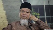 Abdullah Hehamahua soal 6 Laskar Tersangka: Ilmu dari Mana?
