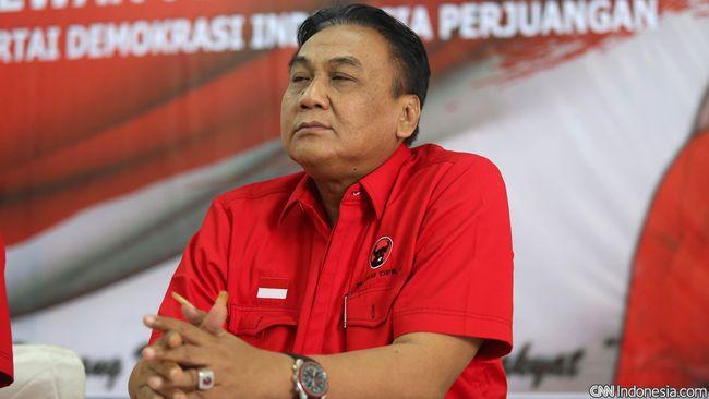 Politikus PDIP Bambang Pacul menyebut siapa pun calon presidennya di Pilpres 2024, maka calon wakil presidennya adalah Puan Maharani.