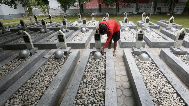 Demi memutus mata rantai pandemi Virus Corona, Aceh berencana membuka pemakaman massal khusus jenazah COVID-19.