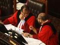 Ketua MK Minta Maaf Soal Penangkapan Hakim Konstitusi