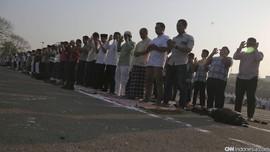 Khidmat Momen Perayaan Idul Adha Muhammadiyah