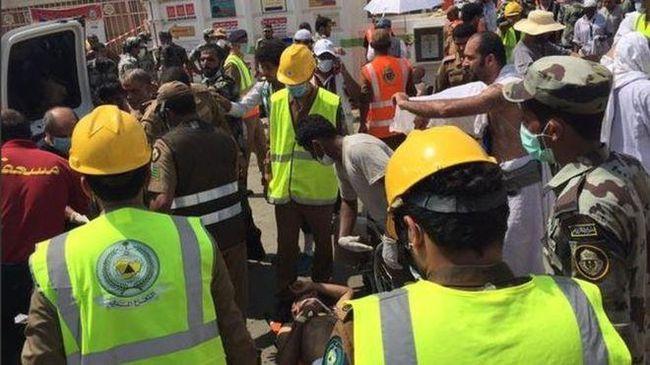 Direktur Perlindungan Warga Negara Indonesia dan Badan Hukum Kementerian Luar Negeri Indonesia masih melakukan pengecekan kemungkinan ada korban WNI.