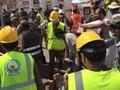 Jumlah Korban Tewas di Kecelakaan Haji Mina Mencapai 310