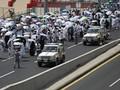 Saudi Bantah Korban Tragedi Mina Capai 1.000 Orang