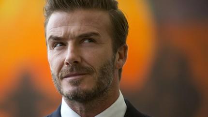 Beckham Janji Belikan Ibrahimovic Perabot Jika Swedia Menang