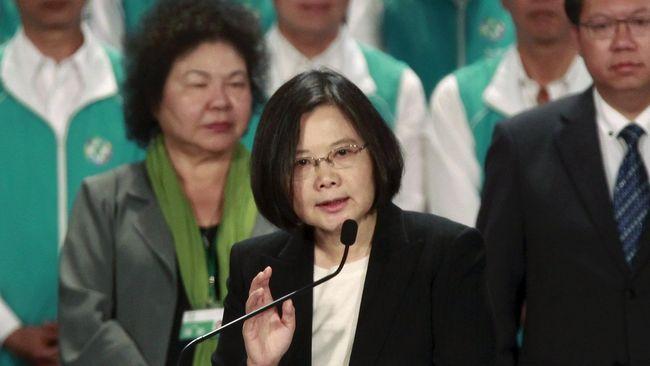 China Kecam Pembukaan 'Kedutaan' AS di Taiwan
