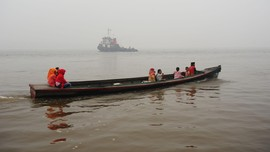 Bakal Ada Bus Air di Sungai Terpanjang Indonesia