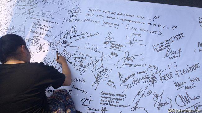 Ribuan Orang Teken Petisi Gagalkan Gugatan Live Medsos Rcti