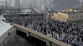 127 WNI Teridentifikasi Jadi Korban Tewas Tragedi Mina