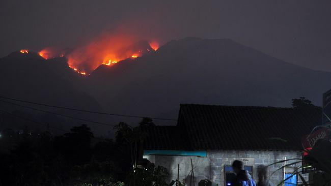 Akibat kebakaran hutan yang terjadi Balai Taman Nasional Gunung Merbabu menutup sementara pendakian untuk waktu yang belum ditentukan.