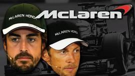 Jejak Keterpurukan McLaren di Musim 2015