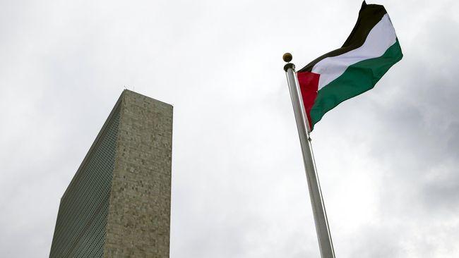 Arti Empat Warna Dalam Bendera Palestina