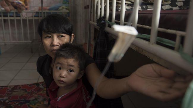 Diare harus lekas diatasi karena bisa memicu dehidrasi pada anak, sejumlah penanganan atau pertolongan pertama bisa dilakukan di rumah.