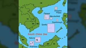Ladang Gas Besar Ditemukan di Natuna Barat
