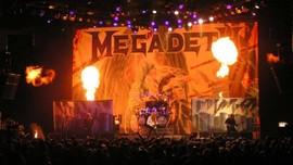 Megadeth Berharap Jokowi Tonton Aksinya di Jogjarockarta 2018