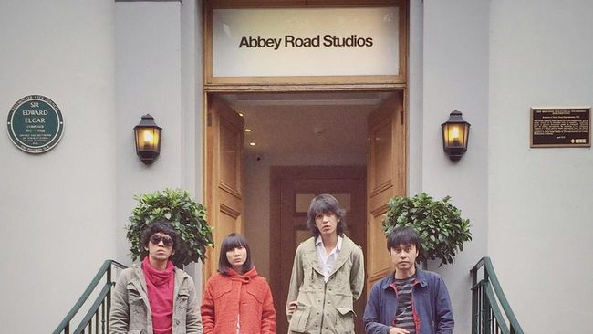 Indische Party di Abbey Road Studios