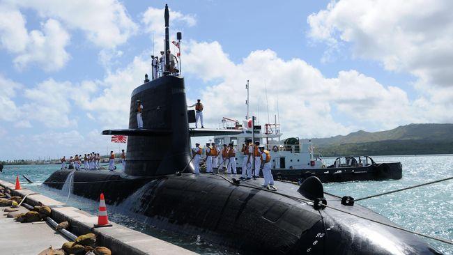 Jepang menemukan tiga kapal selam era Perang Dunia Kedua dalam kondisi utuh di dasar laut.