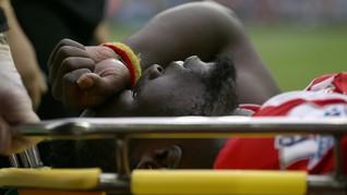 Duka Tragedi Mina untuk Penyerang Stoke City