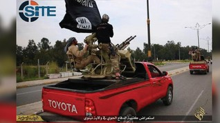 Penculikan Minoritas Druze Upaya ISIS Kembalikan Kejayaan