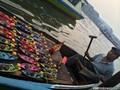 Merekam Denyut Ekonomi dari Pasar 'Goyang' Banjarmasin