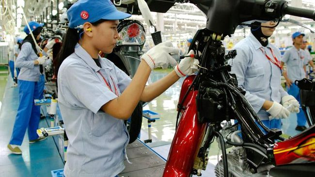 Honda berhasil membukukan penjualan sebesar 2.235.728 unit atau menjadi merek paling laris di Tanah Air.