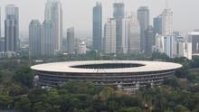 SUGBK dan Stadion PTIK Bisa Dipakai Liga 1 2021