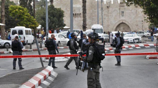 Israel melakukan pembongkaran terhadap 21 bisnis dan pangkalan-pangkalan stasiun bensin milik warga Palestina di Yerusalem.