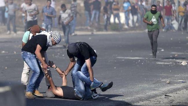 Perlawanan warga Palestina pecah sejak bulan lalu ketika Israel disebut akan menganggu status quo di Masjid al-Aqsa di Kota Tua Yerusalem.