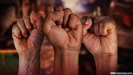 Mahasiswa UI di Depok Aksi Lagi Tuntut Pemotongan UKT