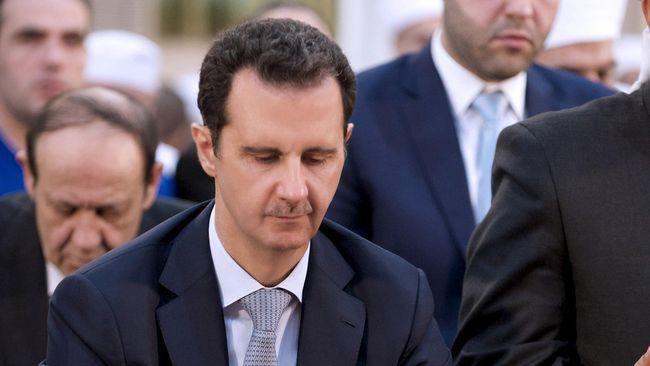 Suriah Kecam Sanksi AS Atas Iran