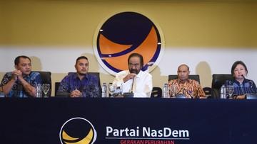 Usai Anies dan PKS, NasDem akan Temui PAN dan Demokrat