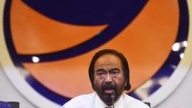 Ketua DPP: NasDem Bubar Jika Hidup dari Uang Korupsi