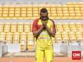 Titus Bonai Tuai Pujian dari Pelatih PSM Makassar