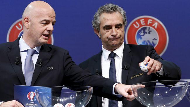 Selain Mourinho dan Figo, calon Presiden FIFA Ganni Infantino juga mengundang Fabio Capello, Roberto Carlos, dan Fernando Hierro.