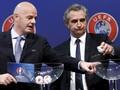 Capres FIFA Infantino Minta Dukungan Mourinho dan Figo