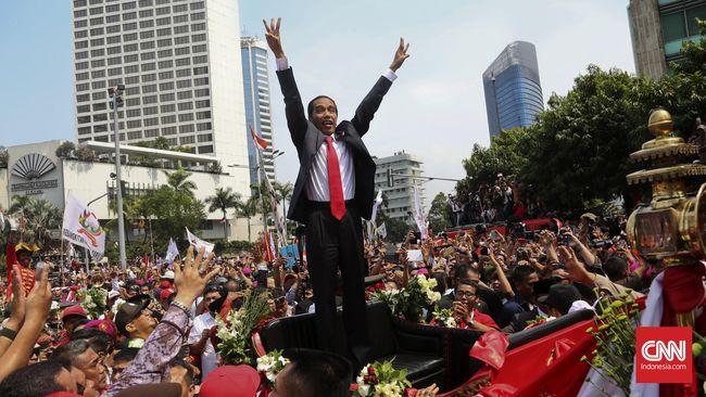 Sebanyak 58,2 persen responden survei Indo Barometer tidak mengetahui program Nawacita yang digagas Jokowi-JK, padahal setahun lagi rakyat menghadapi pemilu.