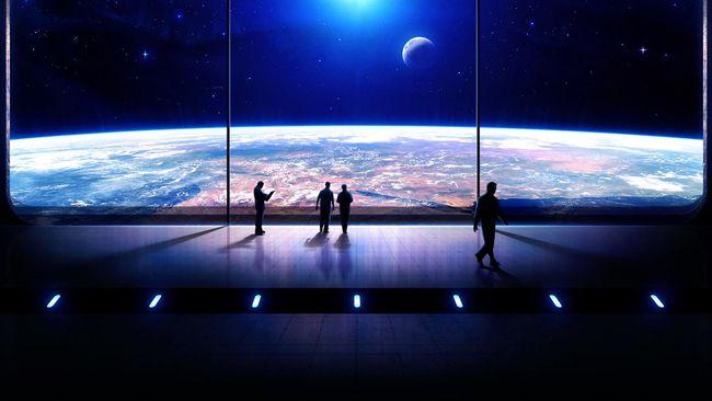 NASA telah menggelontorkan anggaran sebesar US$23 juta atau Rp343,9 miliar untuk membangun toilet di bulan dan mars.