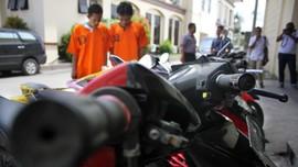 Dua Bocah SD di Semarang Curi Motor Biar Terlihat Keren