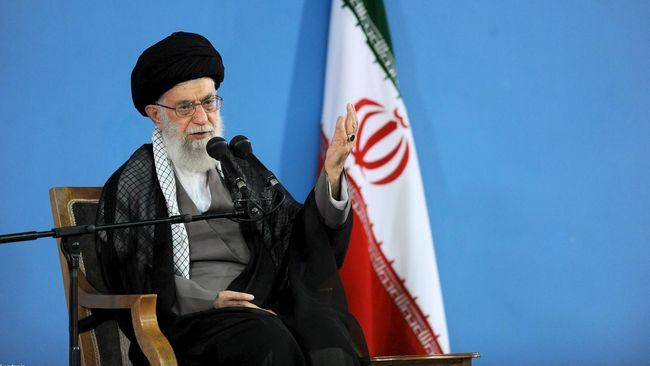 Pimpinan Tertinggi Iran menyebut bahwa negaranya tengah dalam kondisi sensitif akibat kondisi ekonomi dalam negeri dan sanksi AS.