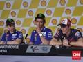 Marquez Lebih Khawatir Ancaman Rossi